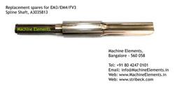 Spline Shaft, A3035813