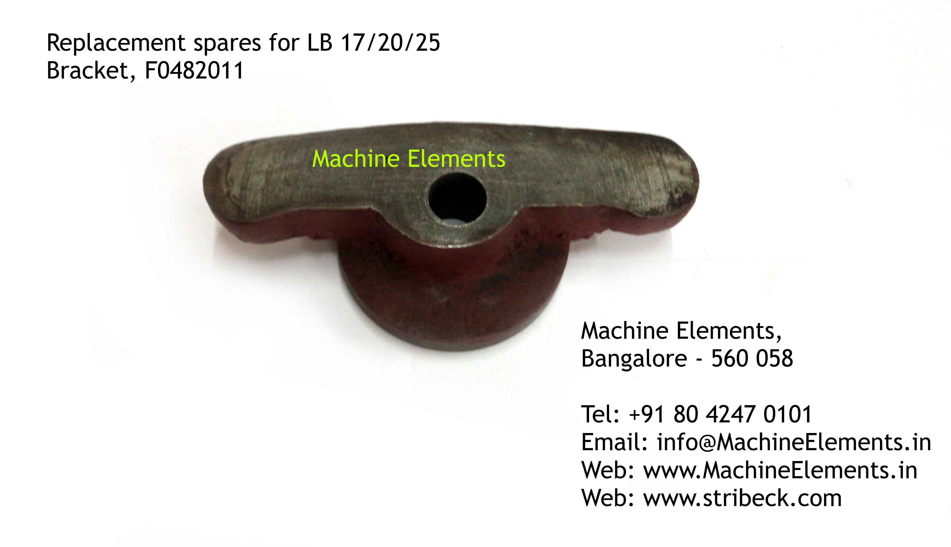 Bracket, F0482011