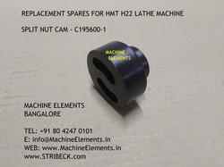 SPLIT NUT CAM - C195600-1