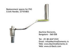 Crank Handle, G7101803