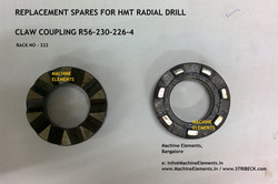 R56-230-226-4 CLAW COUPLING