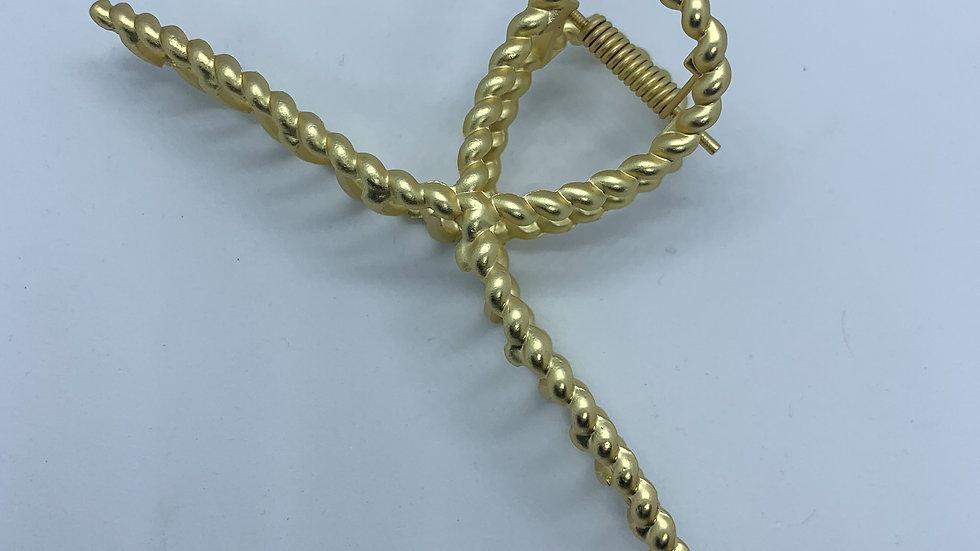 Gold Hair Claw