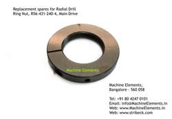 Ring Nut, R56-431-240-4, Main Drive