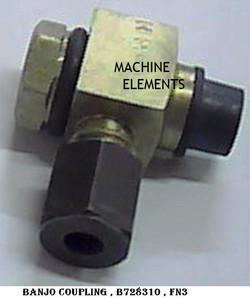 M728310- BANJO COUPLING