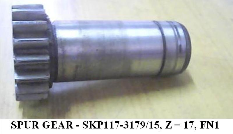 SKP-117-3179-15-Z17 SPUR GEAR