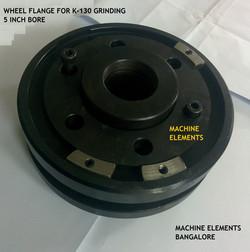 K130 WHEEL FLANGE 522-30-680