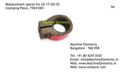 Clamping piece, F9431001