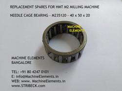 NEEDLE CAGE BEARING - M235120 - 40