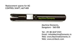 CONTROL SHAFT, A671400