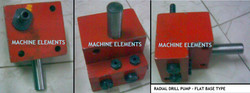Lubrication Pump - Flat base type R56-09