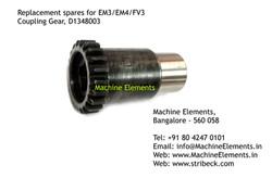 Coupling Gear, D1348003