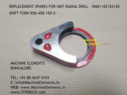 SHIFT FORK R56-450-150-3