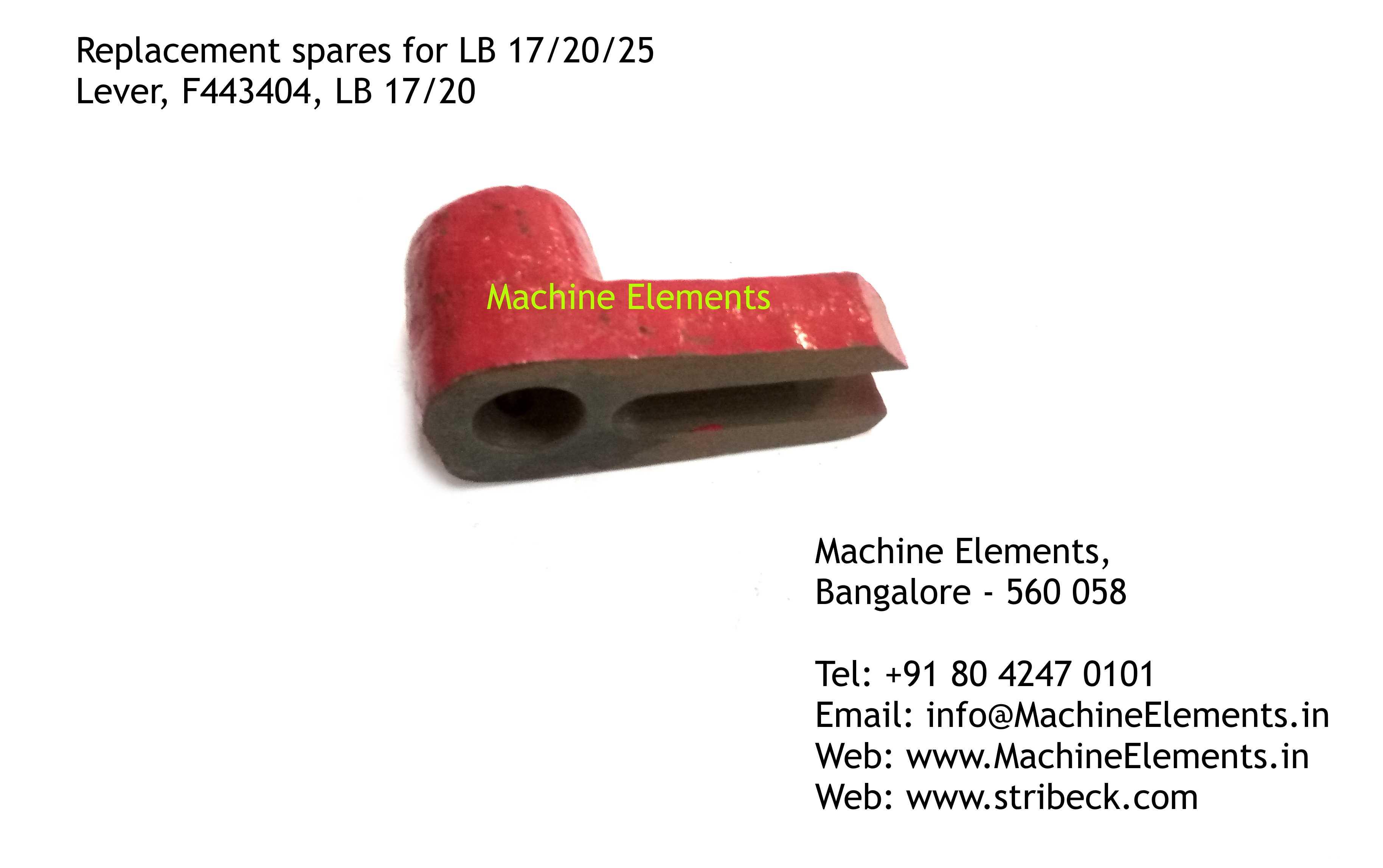 Lever, F443404