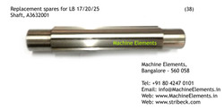 Shaft, A3632001