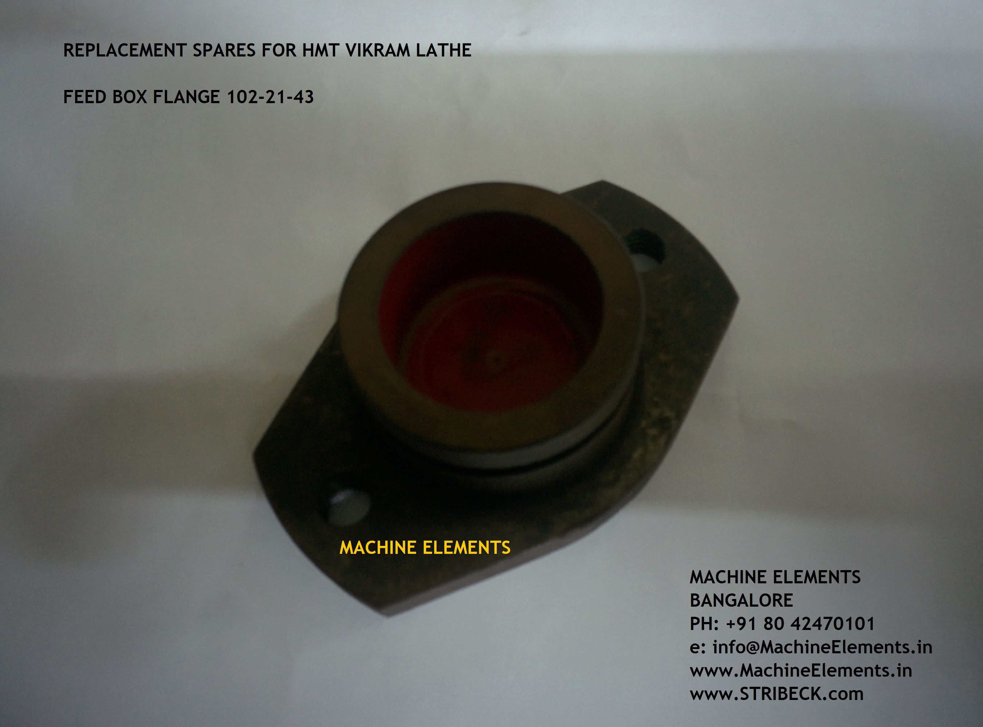 100 21 42 feed box flange
