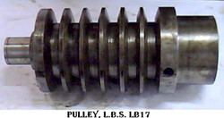 PULLEY - LBS LATHE