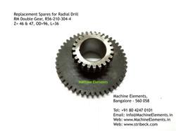 RM Double Gear R56-210-304-4
