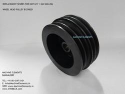 Wheel Head pulley G17 - G22 B1295021