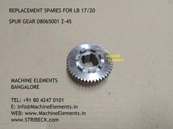 SPUR GEAR D8065001 Z-45