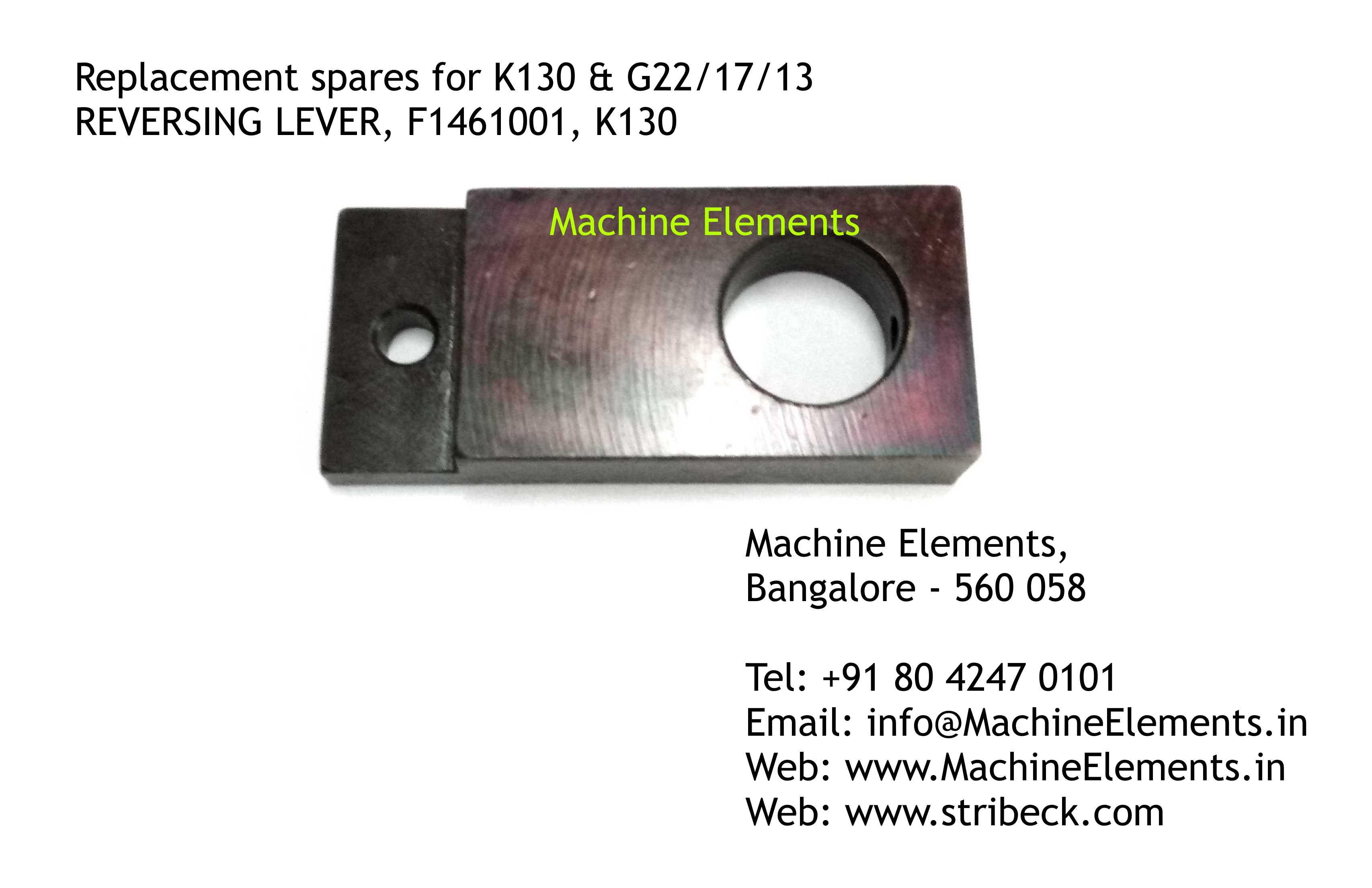 REVERSING LEVER, F1461001, K130