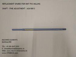 A2618813 - shaft - fine adjustment