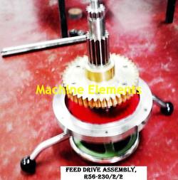 R56-230-2-2- FEED DRIVE ASSM