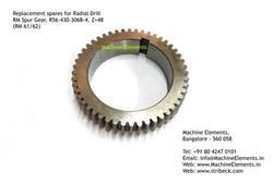 RM Spur Gear, R56-430-306B-4, Z=48