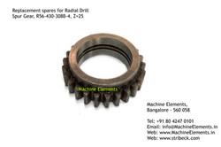 Spur Gear, R56-430-308B-4, Z=25