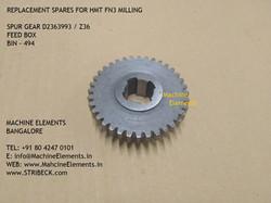Spur gear D2363993 z36