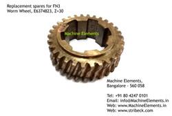 Worm Wheel, E6374823, Z=30