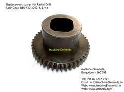 Spur Gear. R56-430-304C-4, Z=44