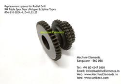 RM Spur Gear R56-210-302-4
