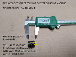 SPECIAL SCREW R56-430-205-4