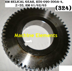 R65-090-300A-4 Z55 HELICAL GEAR