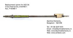 Cross Feed Screw A164700-1
