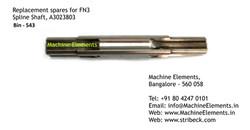 Spline Shaft, A3023803