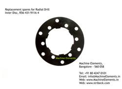 CLUTCH PLATE - Inner Disc, R56-431-991A-