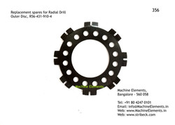 Outer Disc, R56-431-910-4