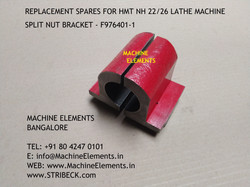 SPLIT NUT BRACKET - F976401-1