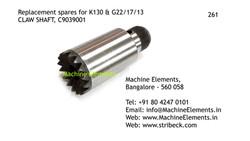 CLAW SHAFT, C9039001