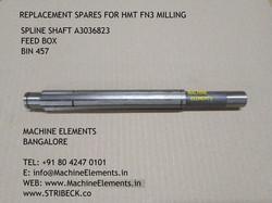 SPLINE SHAFT A3036823