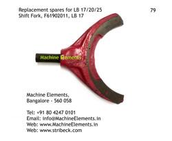Shift Fork, F61902011
