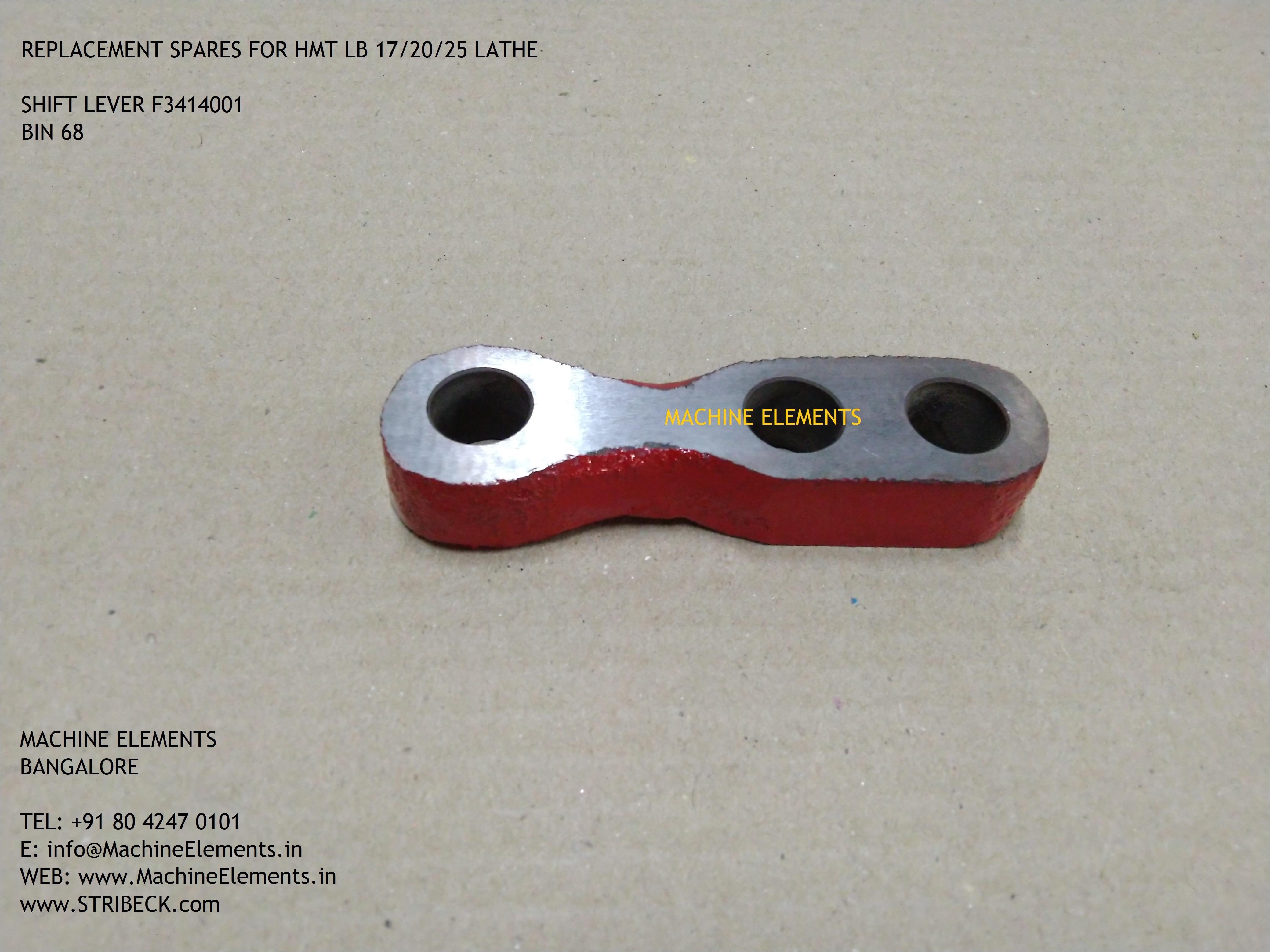 Shift lever F3414001