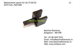 Shift Fork, F6013001