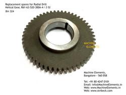 Helical Gear, R61-63-520-300A-4 Z52
