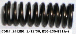 R56-230-931A-4 COMP SPRING