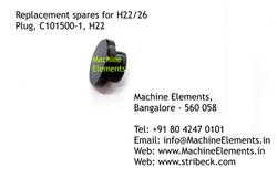 Plug, C101500-1