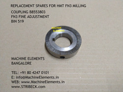 Coupling B8553803  FN3 fine adjustment -