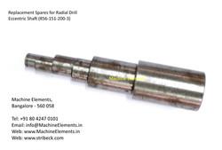 Eccentric Shaft (R56-151-200-3)