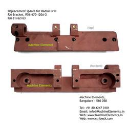 RM Bracket, R56-470-120A-2